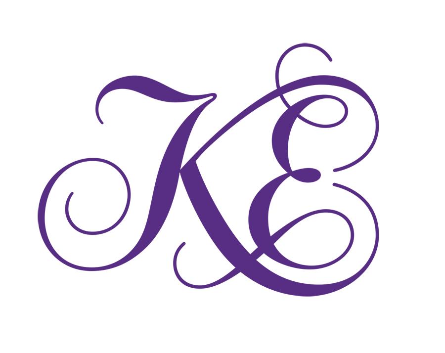 Ulga Type Monogram Design